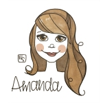 Illustrated Avatar Amanda